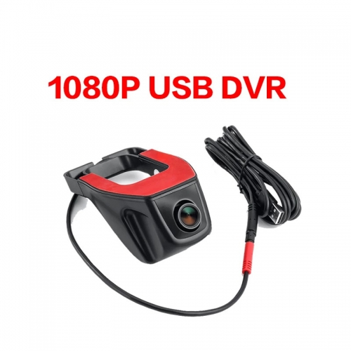 2020 Car DVR Dash Camera Driving Recorder 1080P USB Car DVR Night Version Digital Video Recorder For Android GPS player DVR CAM