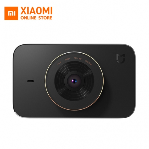 NEU Xiaomi Mijia Car Recorder Camera Wide Angle F1.8 1080P WIFI 160 Degree 3 Inch HD Screen Portable English language