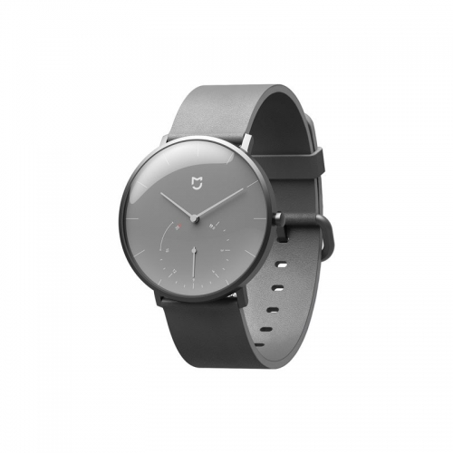 NEU Xiaomi Mijia Quartz Watches Waterproof Double Dial with Alarm Sport Sensor BLE4.0 Wireless Connect to Smart Mi Home APP