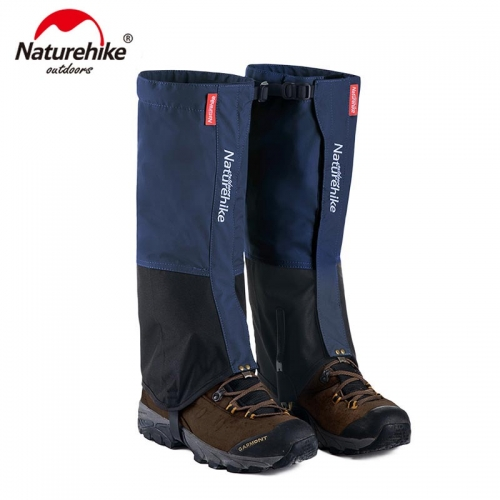 Naturehike Outdoor Snow Legging Gaiters Windproof Waterproof Shoes Cover For Hiking Skiing Hiking Climbing NH19XT001