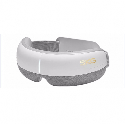 SKG Smart Eye Massager E3 4D Airbag Vibration Eye Care Instrument Hot Compress Bluetooth 5 Modes Shiatsu Massage Skin Friendly