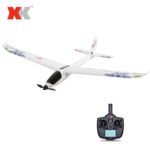 Wltoys XK A800 RC Airplane 780mm Wingspan 5CH 3D 6G Mode EPO Airplane Fixed Wing RTF Toys for Children 20min Flight Time