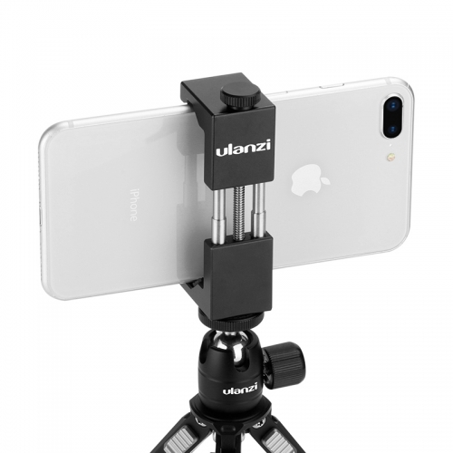 Ulanzi ST-01 Vertical Shooting Mobile Phone Tripod Stand Adapter for iPhone 12 Pro Max Samsung Huawei Xiaomi