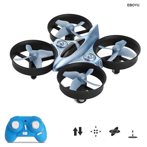 WLToys XK Q808 Mini RC Drone 2.4G 6-Axis Gyro 4CH Altitude Hold 3D Flip Headless Mode RC Quadcopter Drone for Beginners RTF