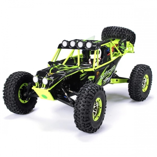 Wltoys 10428 Rc Car 1:10 Machine Radio Controlled Car 2.4Ghz 4WD RC Crawler Model Vehicle Monster Crawler Toys For Boys Gifts