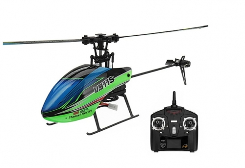 Wltoys V911S 2.4G 4CH 6G Gyro Flybarless RC Helicopter RTF RC plane kids gift easy to play