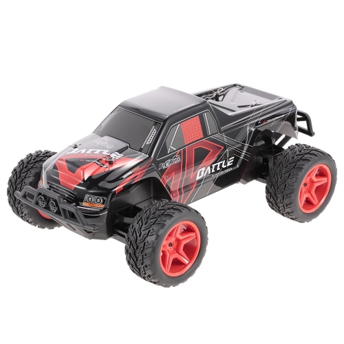 WLtoys L219 2.4GHz RC Car 2WD 1/10 30KM / H Brushed Electric Cars RTR MonsterTruck RC Car Model Remote Control Toy