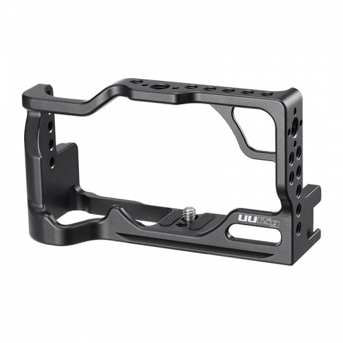 UURig C-M6MarkII Cage Vlog Rig Frame Stabilizer for Canon M6 Mark II DSLR Camera Live Streaming Cameras Accessories