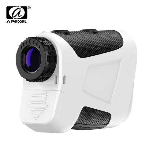 APEXEL APL-ZD600 Professional Golf Laser Rangefinder Range Finder Telescope With Vibration Slope Distance Correction