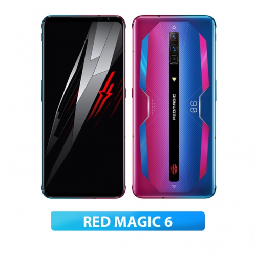 Nubia Red Magic 6 6.8 Inch Dual SIM Smartphone 12G RAM 256G ROM