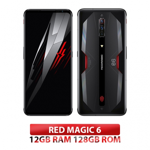 Nubia Red Magic 6 6.8 Inch Dual SIM Smartphone 12G RAM 128G ROM