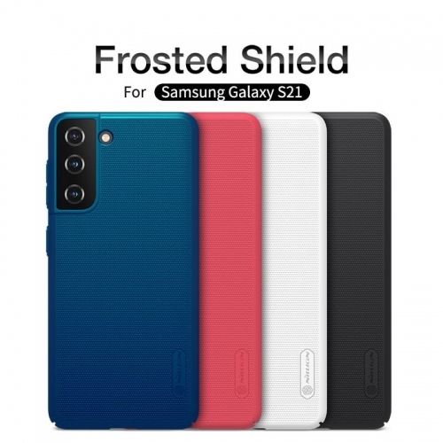 Nillkin Super Frosted Shield Pro Matte Cover Case for Samsung Galaxy S21 Series