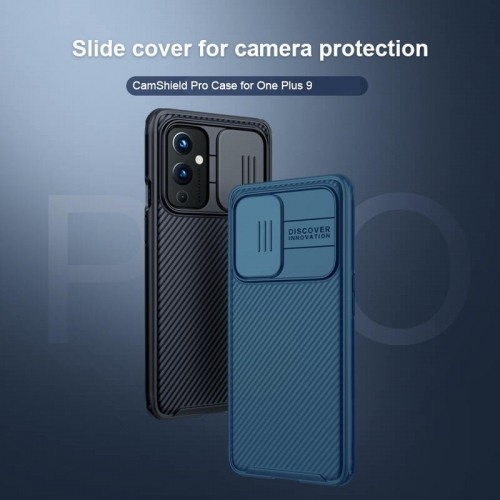 Nillkin CamShield Pro Cover Case for OnePlus 9