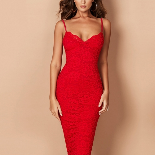 Adyce 2019 New Summer Bandage Dress Women Vestido Runway Celebrity Party Dress Sexy Spaghetti Strap Bodycon Midi Lace Club Dress