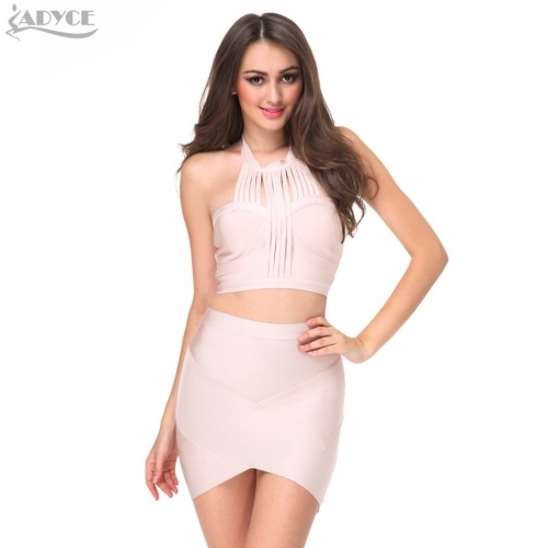 ADYCE new sexy bodycon career package hip Slim stretch wrap pencil bandage skirts party prom casual skirt wholesale