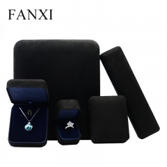 FANXI Wholesale Custom Logo Metal Packaging Boxes With Silk ...
