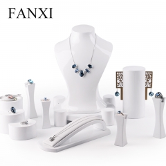 FANXI Wholesale Resin Jewellery Shop Exhibitor Organizer Lux...