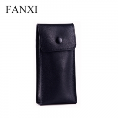 FANXI Wholesale Custom Jewellery Pouch Bag With Button For J...
