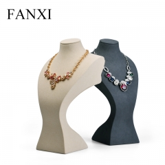 FANXI Jewelry Shop Counter And Window Display For Necklace E...