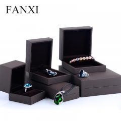 FANXI Wholesale Jewellery Packaging Boxes With Velvet Insert...