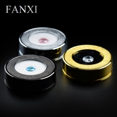 FANXI Wholesale Silver And Gold Color Gemstone Jewelry Stora...