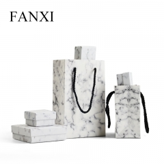 FANXI Custom Jewelry Packaging Box With Foam insert Paper Sh...