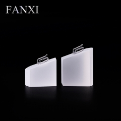 FANXI Wholesale China factory custom Matte acrylic jewellery...