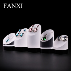 FANXI Custom Jewelry Shop Counter Showcase For Ear Stud Whit...