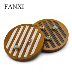 FANXI factory wholesale custom logo finger ring jewellery ho...
