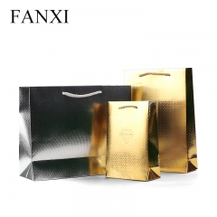 FANXI Wholesale Custom shopping paper gift bag