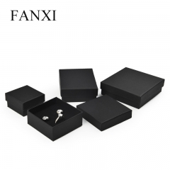 FANXI factory custom logo jewellery paper gift box