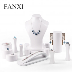 luxury jewelry display stand set
