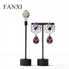 jewelry ring earring display stand set