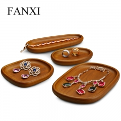 wooden jewellery display tray jewelry organizer tray
