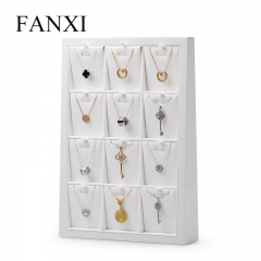 jewellery display organizer tray for earring pendant necklace