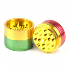 Jiju Multi-Function Metal Herb Grinder