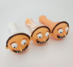 Silicone Cartoon Smoking Pipe JL-111E
