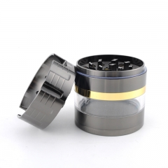 Jiju 4 part tobacco herb grinder