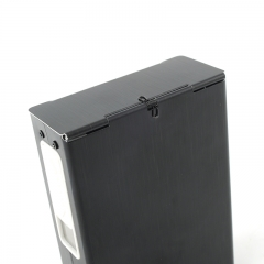 Electric lighter USB Rechargeable with cigarette case