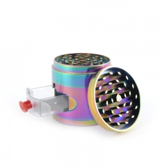 Jiju colorful weed herb grinder