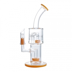 jiju glass beaker bong