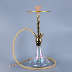 Stained glass shisha