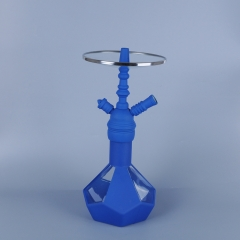 glass base hookah