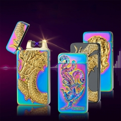Dragon relief lighter