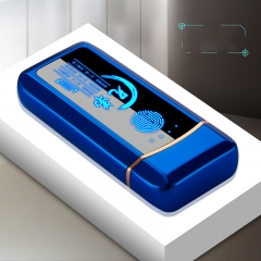 Fingerprint pattern cigarette lighter