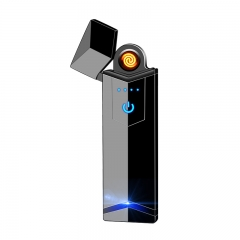 Induction double arc lighter