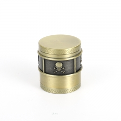 42mm 4 layer herb grinder