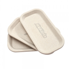 Bio-degradable Tobacco Rolling Tray