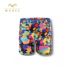 Men printed boxer shorts cotton