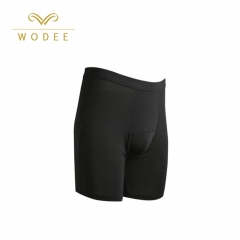 Plain modal boxer shorts for men
